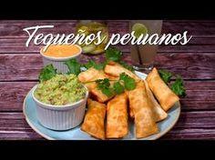 Tequeños Peruanos - A Comer