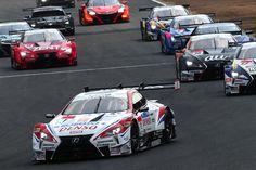 【SUPER GT】 公式テスト2日目:レクサス勢が総合ワン・ツー  [F1 / Formula 1]
