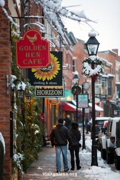 Galena Christmas 2020 50 Best Magical Christmas in Galena Country images in 2020