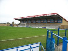 Hinckley United - De Montfort Park