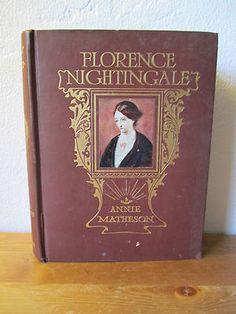 Antique Florence Nightingale