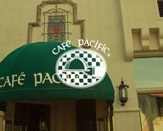 Cafe Pacific - Highland Park Village - Fish, Steaks, No Shorts...