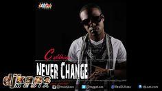 Caldhino - Never Change ▶The Streetz ▶Dancehall ▶Reggae 2015