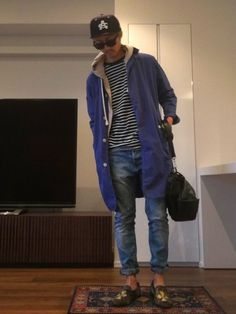 ht|URBAN RESEARCHのOther outerwearsを使ったコーディネート - WEAR