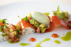 Private Dinner Starters | Wedding Breakfast | Organic Starters For Parties, Lunches & Dinners | Appetising Food At Bluestrawberry