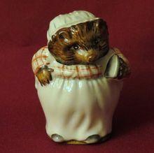 Beswick Beatrix Potter Mrs. Tiggy Winkle