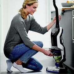 Bissell Crosswave Cordless Max Deluxe All-In-One Multi-Surface Cleaner Black/white - Elevate your cleaning experience with the CrossWave Cordless Max Deluxe that vacuums and washes floors at the same time. The 36V lithium-ion battery provides cordless cleaning power while the Two-Tank Technology keeps clean and dirty water separate Bissell Vacuum, Hard Floor, All In One, Keep It Cleaner, Two By Two, Surface, Flooring, Black And White, Vacuums