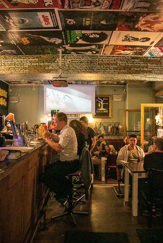 BERLIN: FRIEDRICHSHAIN & THE COOLEST BAR IN EUROPE