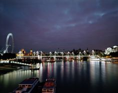 Hungerford Footbridges | London