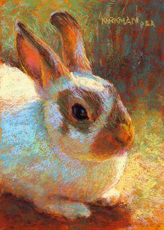 Rita Kirkman's Daily Paintings: Bea