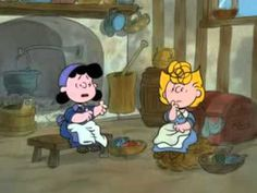 This is America Charlie Brown, The Mayflower Voyagers Part 2