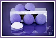 Foam Balls for that PERFECT domed effect!