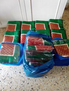 A big project of Aasan, Floor mat.