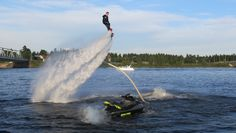 Flyboard - Fun with Jet Pack in Tornio | FINLAND