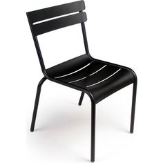 Fermob's Luxembourg Stackable Side Chairs PAIR (made in France). Rust proof, array of colors, stackable. $652 per pair