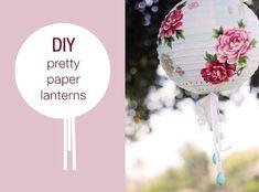 Diy Home  :   Illustration   Description   DIY paper lanterns    -Read More –   - #DIYHome