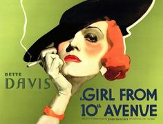Bette Davis - The girl from 10th avenue, 1935