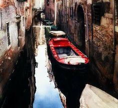 Paul Dmoch     Venise ...