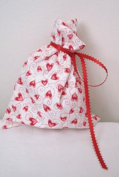 Fabric Gift Bag - Lined