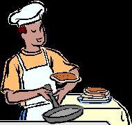 'Zullen we morgen pannenkoeken gaan eten?' vroeg mijn zus gisteravond. Ik dacht na over de ingrediënten die voor het bakken van pannenkoeken worden gebruikt. Al snel wist ik: dit wordt het nieuwe onderwerp voor mijn blog.  Lees verder: http://schrijfjes.wordpress.com/2014/05/04/wat-hebben-schrijvers-en-pannekoekenbakkers-gemeen/