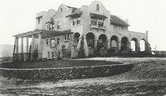 Historic Houses of California - Orange County - San Juan Capistrano - Frank A. Forster House - 1910
