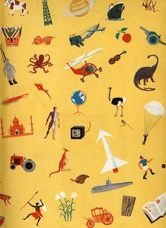 Unidentified endpapers