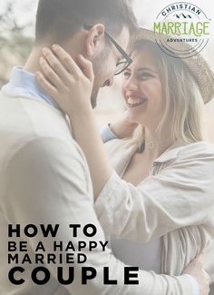 Do you want to have a happy marriage? Discover how to be a happily married couple and strengthen your marriage no matter what you face. This top marriage advice will help you have a better relationship today! Happy Marriage Tips, Marriage Is Hard, Intimacy In Marriage, Marriage Prayer, Best Marriage Advice, Marriage Vows, Love And Marriage, Strong Marriage, Christian Wife