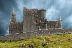 Rock of Cashel, 12th century, County Tipperary, Ireland