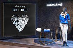 Das Designkonzept des Mensing Stores in Bottrop wurde von der Firma Moysig entwickelt. #madebymoysig #Bottrop #Design #Designkonzept #Glück