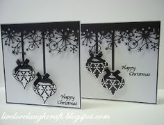 Pinnacle Crafts: Happy Christmas.....
