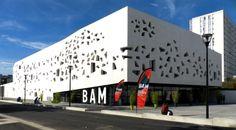 Inauguration de la BAM, la Boîte à Musique de Metz