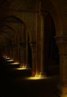 Lumière d'église
