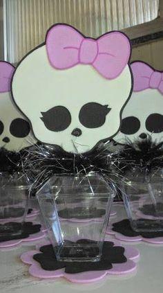 Enfeite Monster Hight - molde retirado da net