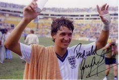 Gary Lineker - England reach end of an era / England National Football Team, England Football, National Football Teams, England Kit, Fifa, Interview, Good Things, Pictures, Legends