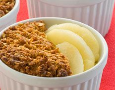Anzac Crumble recipe from Food in a Minute