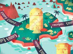 Totem Island by Ilia