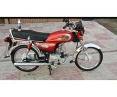 Yamaha Dhoom Red Color Excellent Condition For Sale In Okara