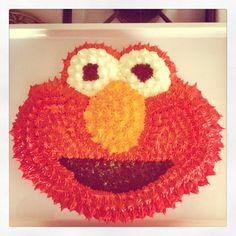 Elmo kids birthday cake!