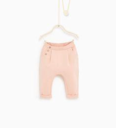 Zdjęcie 1 Spodnie typu alladynki z #Zara  29,90 PLN