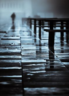 A Rainy Perspective by Paul Jolicoeur #contrast