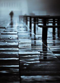 seafarers:  A Rainy Perspective by Paul Jolicoeur