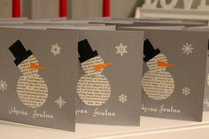 Kuvahaun tulos haulle joulukortti askartelu