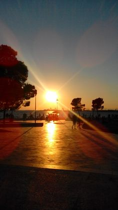 """See 3879 photos from 38765 visitors about beautiful city, sunsets, and Greek food. """"This is a very lively city. It has beautiful. Greek Isles, Thessaloniki, Beautiful Scenery, Greece, Sunrise, Celestial, City, Travel, Outdoor"""