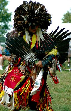 Native American Indian by Jeff Kubina, via Flickr
