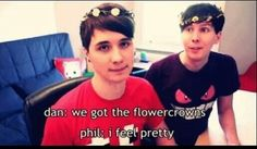Danisnotonfire and amazingphil