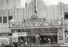 Phoenix Arizona Fox Theater Photographs and History