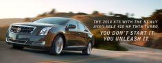 XTS Luxury Sedan | Cadillac specific page layout