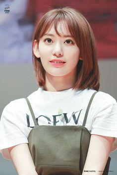 181109 Sangam S-Flex fan signing Yuri, Honda, Sakura Miyawaki, Japanese Girl Group, Kim Min, 3 In One, The Wiz, Kpop Girls, My Hair