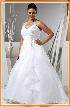 cheap plus size wedding dresses