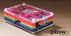Pibow - Raspberry Pi case